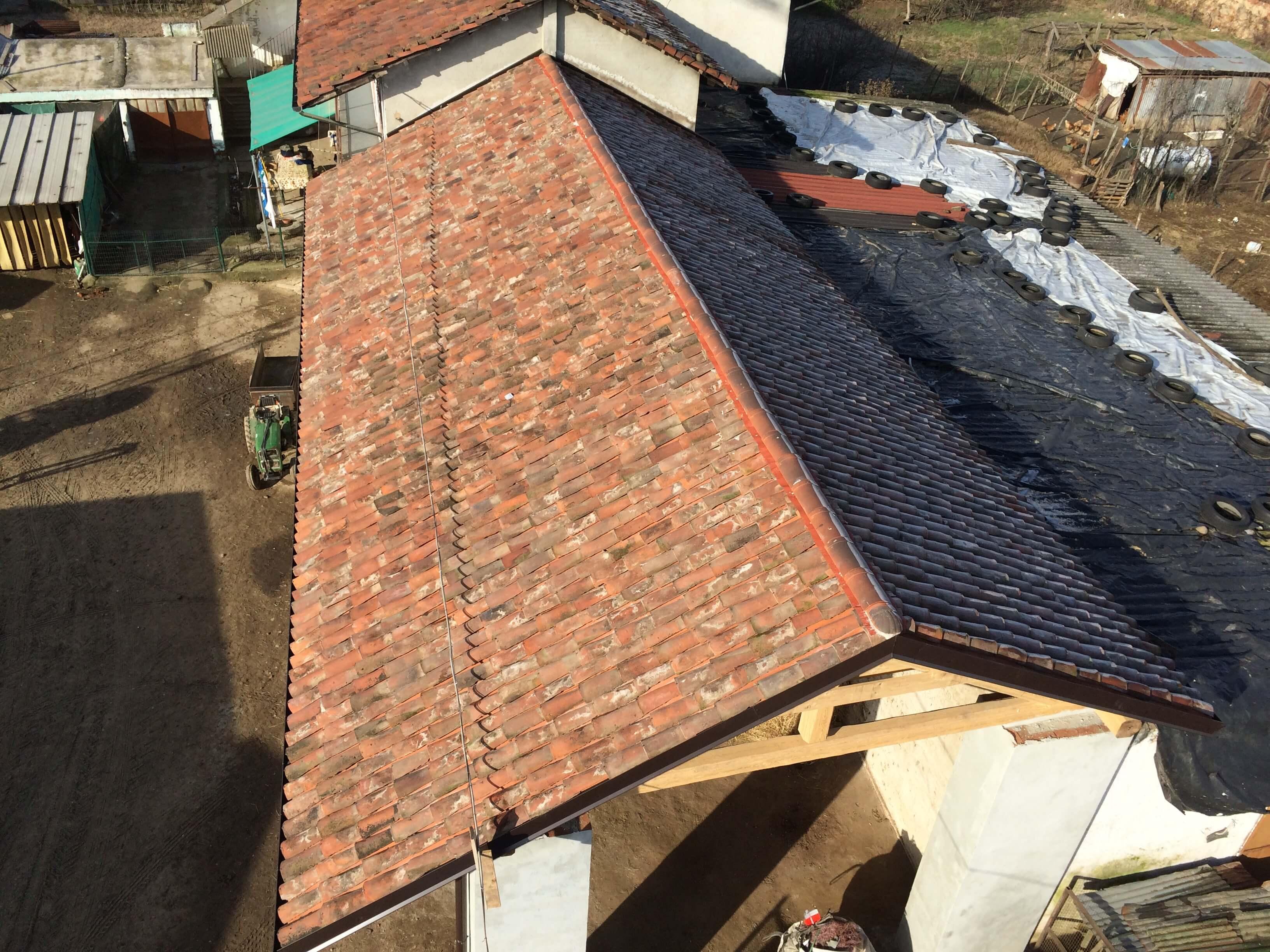 ripristino tetto